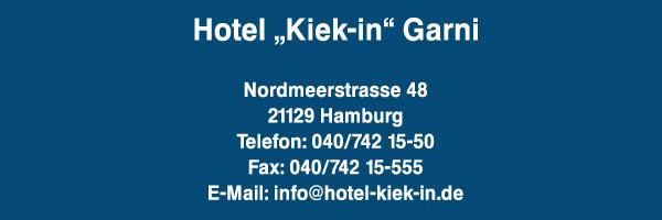 Hotel Kiek-in